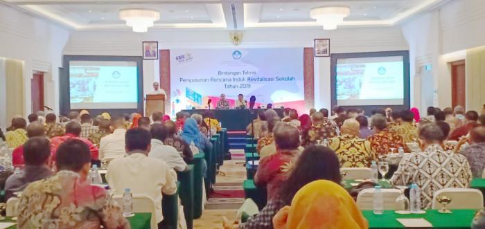 Kemdikbud Gelar Penyusunan Rencana Induk Revitalisasi di Bali